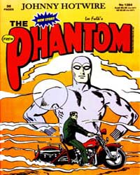 The Phantom: Phantom Year One: Johnny Ho... by Falk, Lee