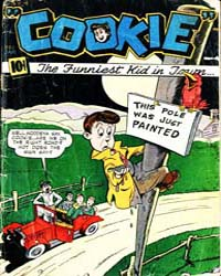 Cookie : Issue 4 Volume Issue 4 by Gordon, Dan