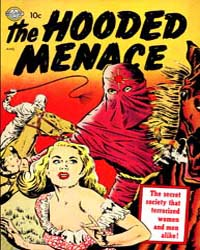 Hooded Menace by Avon Comics
