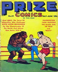 Prize Comics: Issue 59 Volume Issue 59 by Prize Comics Group