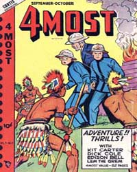 4 Most : Vol. 7, Issue 5 Volume Vol. 7, Issue 5 by Novelty Press