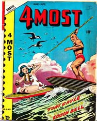 4 Most : Vol. 8, Issue 2 Volume Vol. 8, Issue 2 by Novelty Press