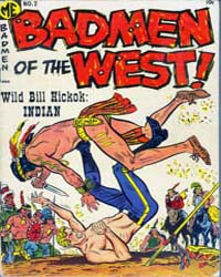 A-1 Comics : Badmen of the West : Issue ... Volume Issue 120 by Magazine Enterprises