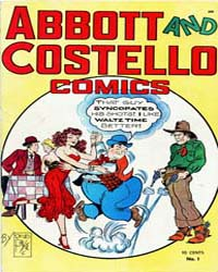 Abbott and Costello Comics : Issue 1 Volume Issue 1 by St. John Publications