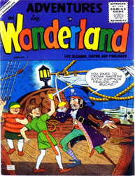 Adventures in Wonderland : Issue 2 Volume Issue 2 by Lev Gleason Publications