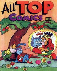 All Top Comics : Issue 1 Volume Issue 1 by Fox Feature Syndicate