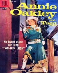 Annie Oakley : Issue 15 Volume Issue 15 by Dell Comics
