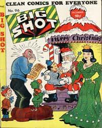 Big Shot Comics : Issue 96 Volume Issue 96 by Columbia Comics