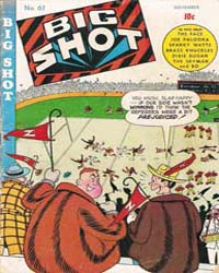 Big Shot Comics : Issue 61 Volume Issue 61 by Columbia Comics