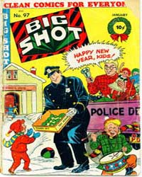 Big Shot Comics : Issue 97 Volume Issue 97 by Columbia Comics