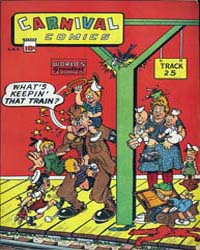 Carnival Comics by Harry A Chesler Comics