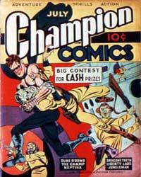 Champion Comics : Issue 9 Volume Issue 9 by Harvey Comics