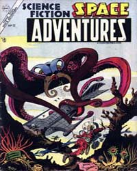 Space Adventures: Issue 11 by Charlton Comics