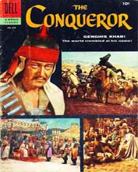 John Wayne Adventure Comics : The Conque... Volume Issue 690 by Dell Comics