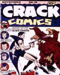 Crack Comics : Issue 18 Volume Issue 18 by Quality Comics