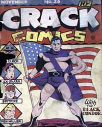 Crack Comics : Issue 26 Volume Issue 26 by Quality Comics