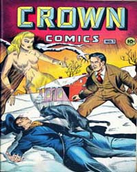 Crown Comics : Issue 1 Volume Issue 1 by Crown Comics