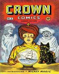 Crown Comics : Issue 2 Volume Issue 2 by Crown Comics