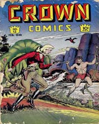 Crown Comics : Issue 12 Volume Issue 12 by Crown Comics