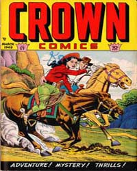 Crown Comics : Issue 17 Volume Issue 17 by Crown Comics