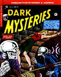 Dark Mysteries : Issue 19 Volume Issue 19 by Story Comics