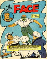 The Face: Story One: Issue 2 Volume Issue 2 by Bailey, Mart