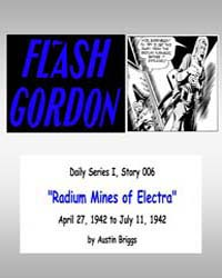 Flash Gordon : Radium Mines of Electra :... Volume Vol. 1, Issue 6 by Raymond, Alex
