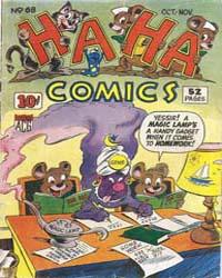 Ha Ha Comics : Issue 68 Volume Issue 68 by American Comics Group/Acg