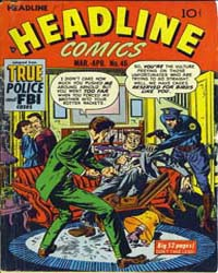 Headline Comics : Issue 46 Volume Issue 46 by Prize Comics Group