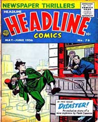 Headline Comics : Issue 76 Volume Issue 76 by Prize Comics Group