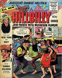 Hillbilly Comics : Issue 2 Volume Issue 2 by Charlton Comics