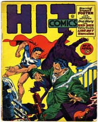 Hit Comics : Issue 21 Volume Issue 21 by Quality Comics
