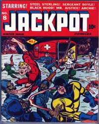Jackpot Comics : Issue 8 Volume Issue 8 by Mlj/Archie Comics