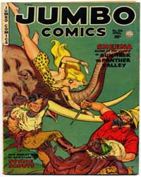 Jumbo Comics : Issue 158 Volume Issue 158 by Fiction House