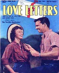 Love Letters : Issue 10 Volume Issue 10 by Quality Comics