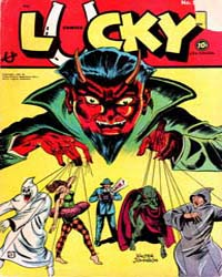 Lucky Comics : Issue 5 Volume Issue 5 by Consolidated Magazines