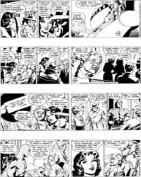 The Phantom Daily Strip: The Wedding of ... by Falk, Lee