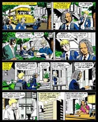 The Phantom Daily Strip: Graffiti Phanto... Volume Issue 221 by Falk, Lee