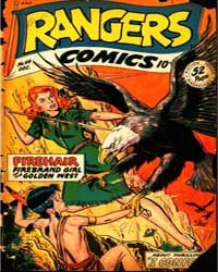 Rangers Comics: Issue 44 Volume Issue 44 by Fiction House