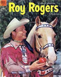 Roy Rogers: Issue 77 Volume Issue 77 by Dell Comics
