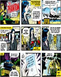 The Phantom Sunday Strip: Mystery of Fir... by Falk, Lee