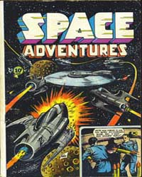 Space Adventures: Issue 4 by Charlton Comics
