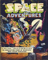 Space Adventures: Issue 7 by Charlton Comics