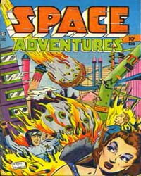 Space Adventures: Issue 1 by Charlton Comics