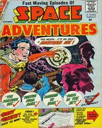 Space Adventures: Issue 30 by Charlton Comics