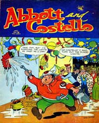 Abbott and Costello Comics : Issue 18 Volume Issue 18 by St. John Publications