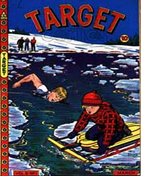 Target Comics: Volume 8, Issue 1 by Briefer, Dick