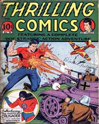 Thrilling Comics: Issue 19 Volume Issue 19 by Standard Comics