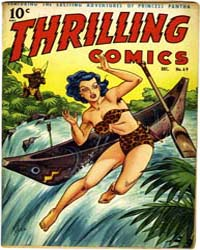 Thrilling Comics: Issue 69 Volume Issue 69 by Standard Comics