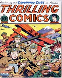 Thrilling Comics: Issue 51 Volume Issue 51 by Standard Comics